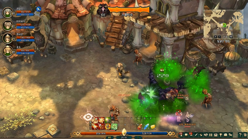 Tree Of Savior Review And Download - Hairstyle color tree of savior