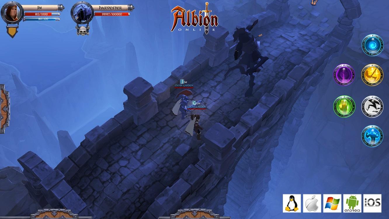 Albion-Online-Harvester