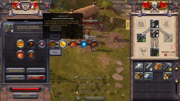 Word Play: Albion Online Alpha First Impressions 3