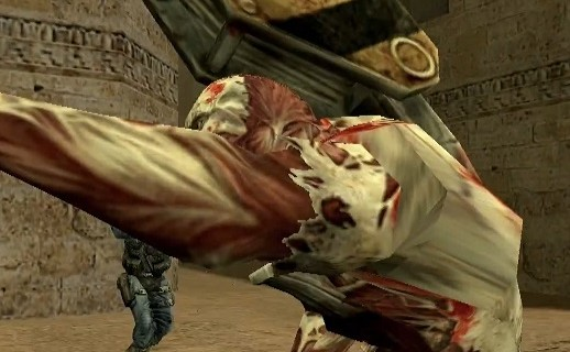 No Brains Required? Counter-Strike Nexon: Zombies Hits Open Beta