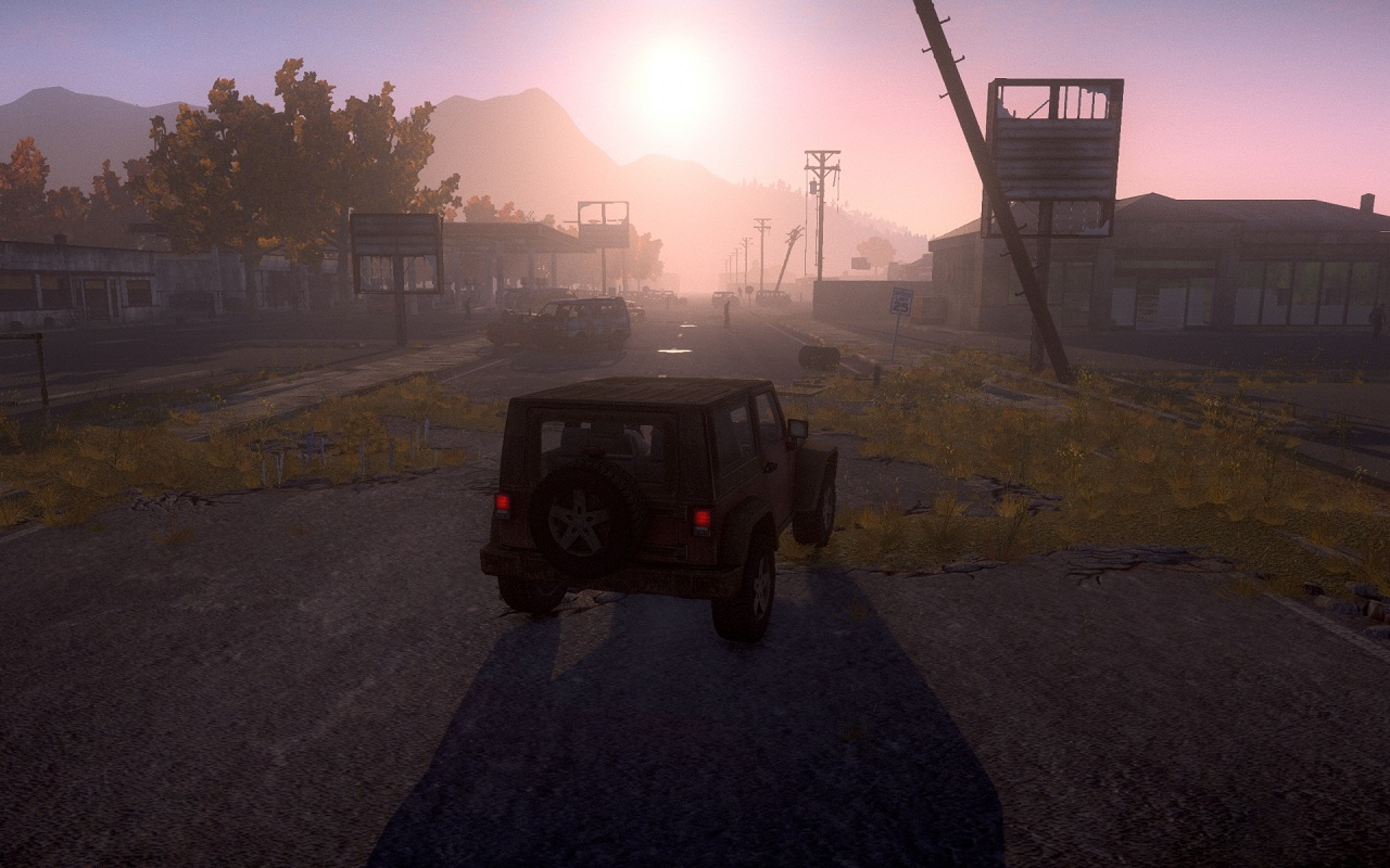 H1Z1-Vehicle