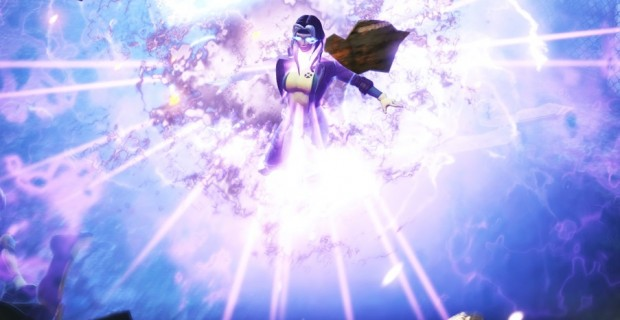 """Marvel Heroes introduces Rogue, """"build-your-own"""" hero by stealing powers from anyone"""