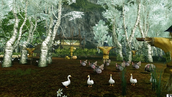 ArcheAge Headstart Plagued By DDoS, Queues, And Land Grabs