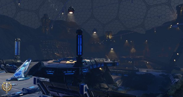 Skyforge-PvP-Arena