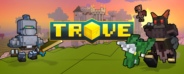 TROVE CLOSED ALPHA KEY GIVEAWAY