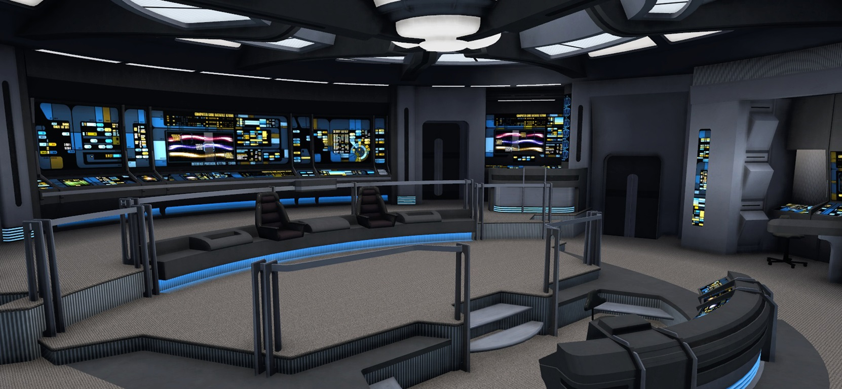 Star Trek Online's Delta Rising Launch Date Confirmed, keeps old equipment relavent