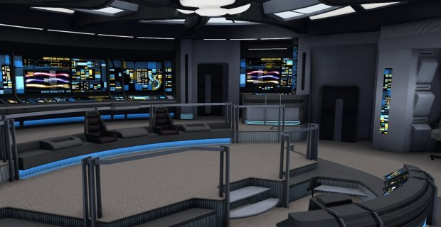 Star Trek Online's Delta Rising Launch Date Confirmed, keeps old equipment relavent