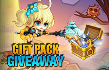 Rainbow Saga Closed Beta 2 Gift Pack Giveaway