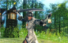 Blade & Soul Taiwan Open Beta Starting