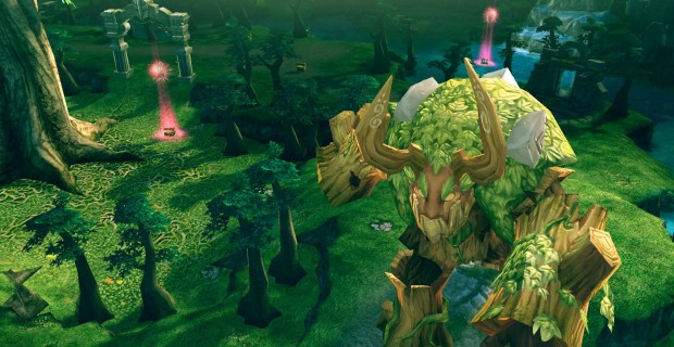 Chaos Heroes Online Launches Open Beta
