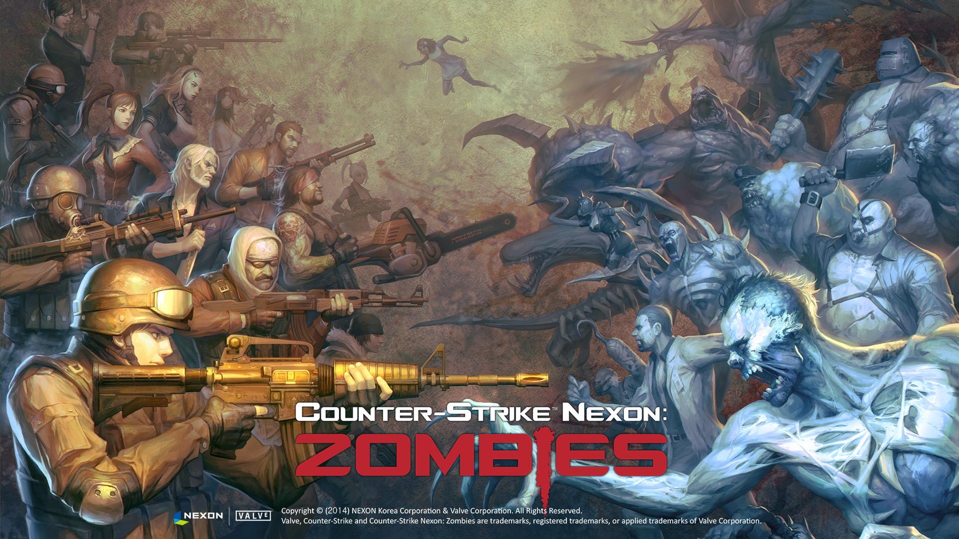 [PC] Counter-Strike Nexon: Zombies dl ⋆ Games Online PRO