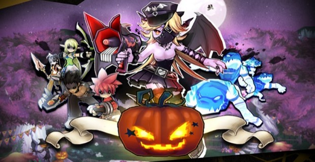 Elsword Gets Creepy With New Halloween Dungeon