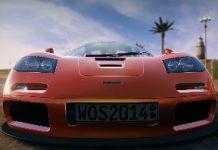 McLaren F1 Races Into World of Speed