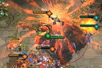 Fast-Paced MOBA Tome: Immortal Arena Coming To Steam
