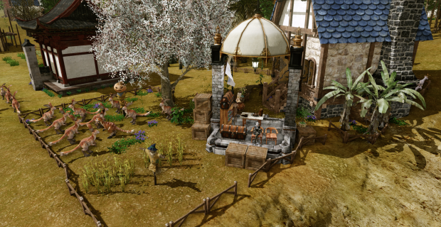 Land Grab Hacks Add to ArcheAge Woes