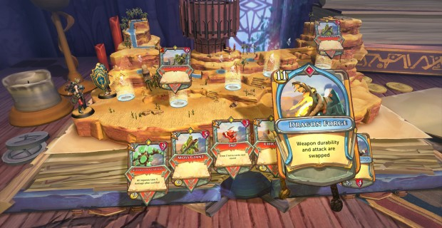Jagex Enters the Card Game Market with Chronicle: Runescape Legends