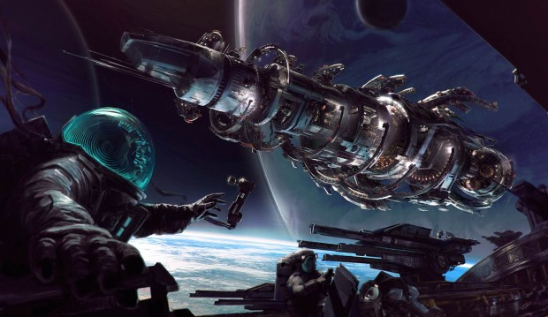 fractured space feat