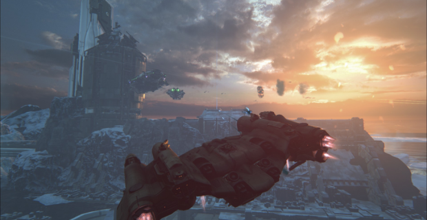 Dreadnought Gameplay Sneak Peek From Yager