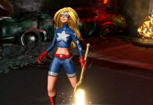 Use the Power of the Star! Stargirl Coming to Infinite Crisis