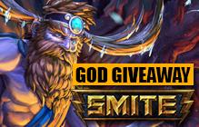 SMITE Sylvanus God Premium Giveaway (WINNERS ANNOUNCED!)