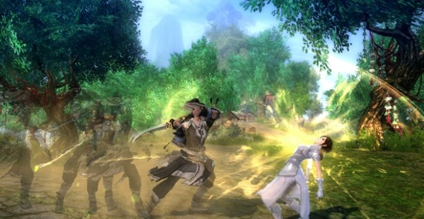 Age of Wushu Expansion Release Date Announcement