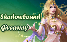Shadowbound Newbie Pack Giveaway