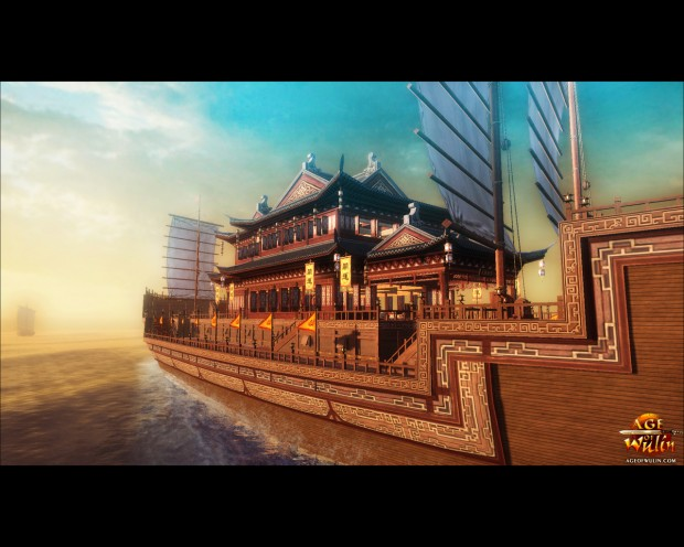 Age of Wulin Chapter delay
