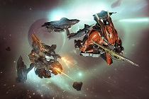 Archwing - Warframes in Flight