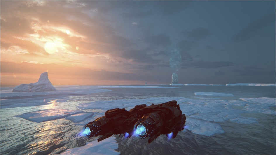 Dreadnought_Corvette_cruising