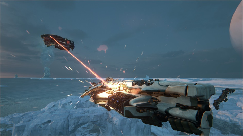 Dreadnought_Heavy_support_laser_attack