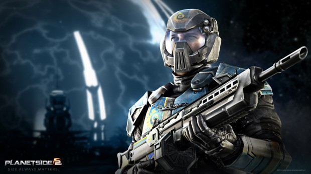 PlanetSide 2 PS4 Beta Not Far Off