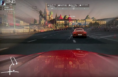 World of Speed Takes To Moscow For Gameplay Footage