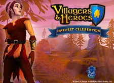 Villagers and Heroes Blessed Harvest Pack Giveaway