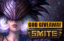 SMITE Nox God Premium Giveaway