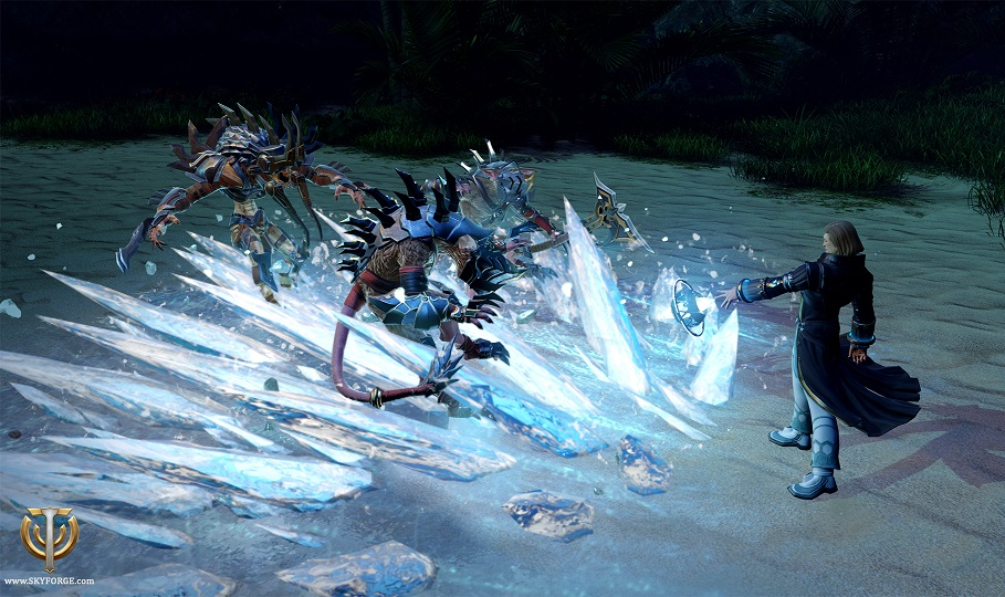 Skyforge Review And Download Mmobomb Com