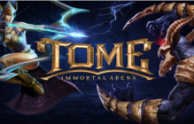 TOME: Immortal Arena Now Available On Steam