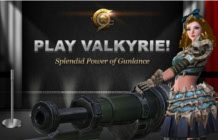 C9 Unleashes Gunlances with New Valkyrie Class