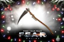 F.E.A.R. Online - Christmas Scythe