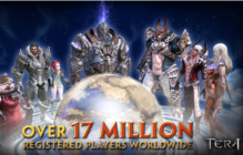 TERA Hits 17 Million Registered Players, Fate of Arun Launches
