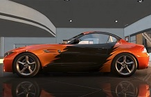 World Of Speed Adds A Beamer To The Garage