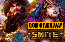 SMITE Poseidon and Neith Premium Giveaway