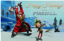 Firefall Rings in Wintertide Event