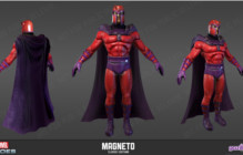 Opposites Attract: Magneto Added to Marvel Heroes 2015 Lineup