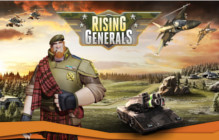 Rising Generals Open Beta Launches Exclusively in the US