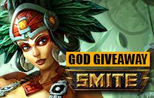 SMITE Awilix God Premium Giveaway