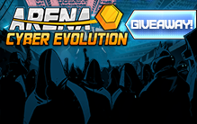Arena: Cyber Evolution Steam Gift Code Giveaway