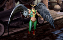 Hawkgirl Added to Infinite Crisis Lineup This Month