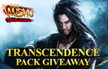 Age of Wushu Transcendence Pack Giveaway