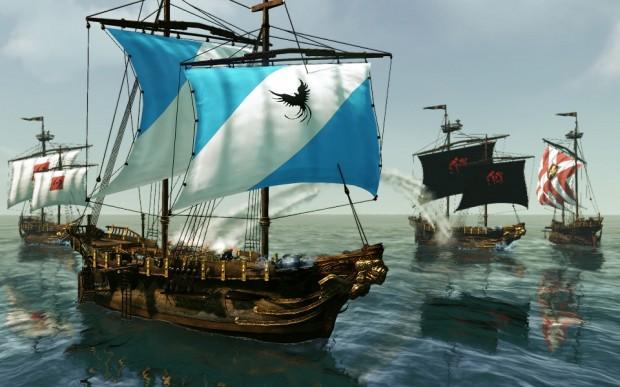ArcheAge Ship