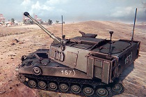 Armored Warfare Tank Destroyer